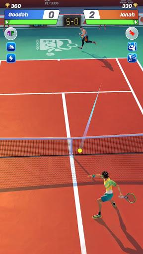 Tennis Clash 1v1 Free Online Sports Game Mod Apk 2