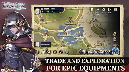 The Heroic Legend of Eagarlnia Mod Apk 2