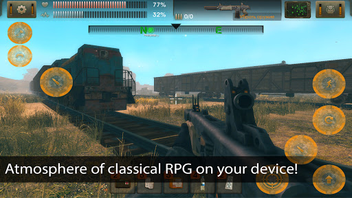 The Sun Origin Post-apocalyptic action shooter Mod Apk 1