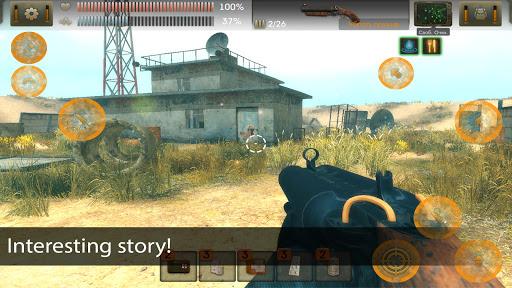 The Sun Origin Post-apocalyptic action shooter Mod Apk 2