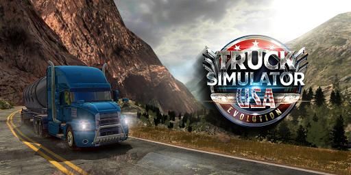 Truck Simulator USA – Evolution Mod Apk 1