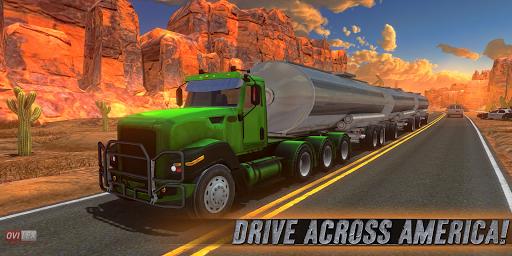 Truck Simulator USA – Evolution Mod Apk 2