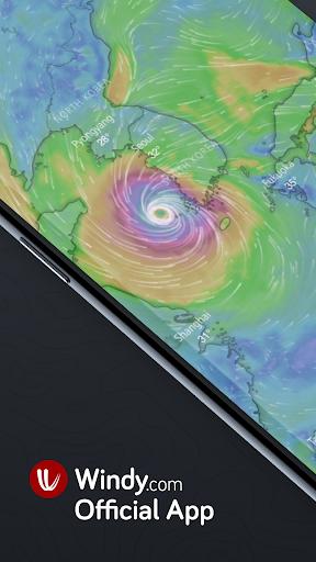 Windy.com – Weather Radar Satellite and Forecast Mod Apk 1