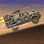 Earn to Die 2 Mod Apk 1.4.36 (Unlimited Money And Boost)