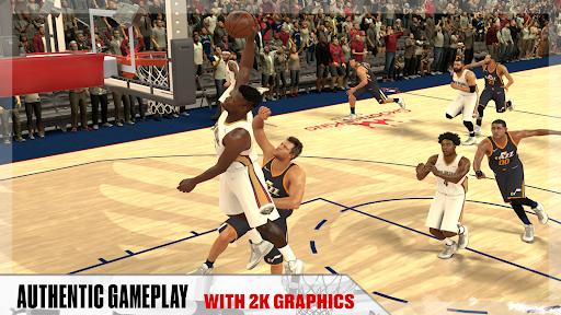 NBA 2K Mobile Basketball Game Mod Apk 2