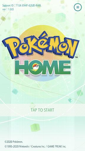 Pokmon HOME Mod Apk 1