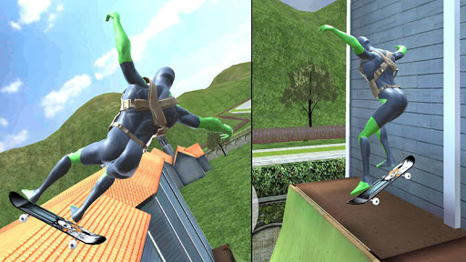 Rope Frog Ninja Hero – Strange Gangster Vegas Mod Apk 1