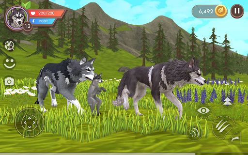 WildCraft Animal Sim Online 3D Mod Apk 1