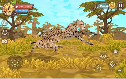 WildCraft Animal Sim Online 3D Mod Apk 2