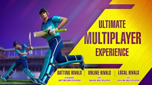 World Cricket Championship 2 – WCC2 Mod Apk 2